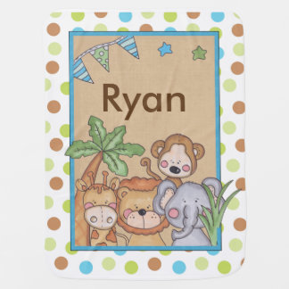Ryan's Jungle Blanket