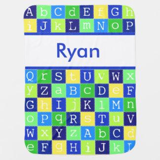 Ryan's Personalized Blanket