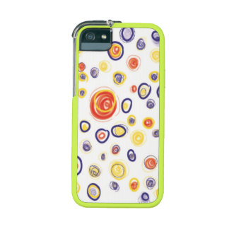 RYB Pattern iPhone 5 Case