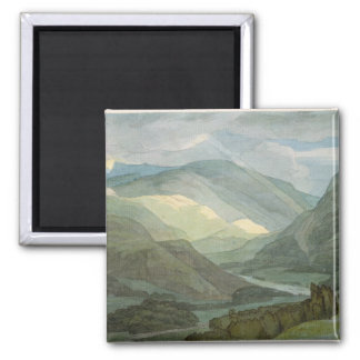 Rydal Water, 1786 (w/c) Magnet
