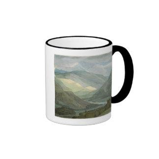 Rydal Water, 1786 (w/c) Ringer Mug