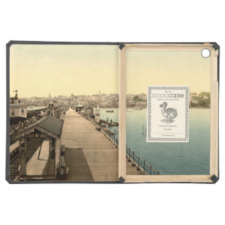 Ryde from the Pier, Isle of Wight, England iPad Air Cases