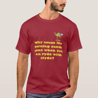 Ryde with Clyde T-Shirt