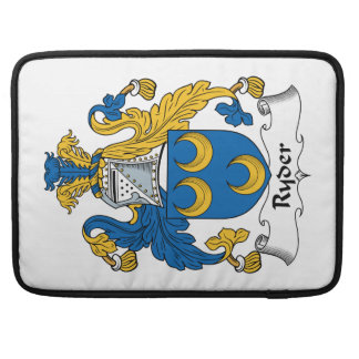 Ryder Family Crest Sleeves For MacBook Pro