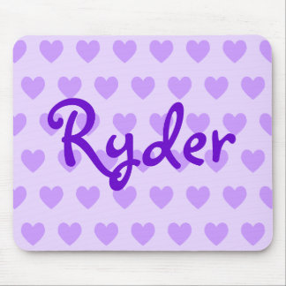 Ryder in Purple Mouse Pad