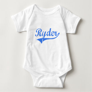 Ryder Massachusetts Classic Design Baby Bodysuit