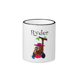 Ryder - taza del mono