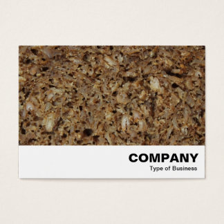 Rye Bread/Pumpernickel Business Card