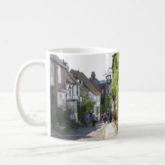 Rye hermoso en Inglaterra Taza De Café