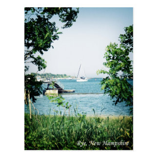Rye, New Hampshire Postcard