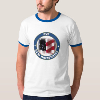 Rye New Hampshire T-Shirt