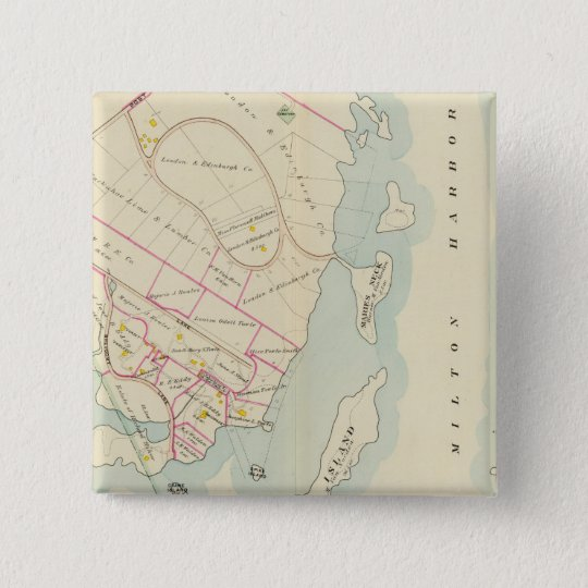 Rye, New York Pinback Button