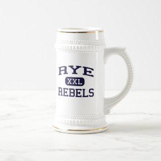 Rye - rebeldes - joven - Rye New Hampshire Taza