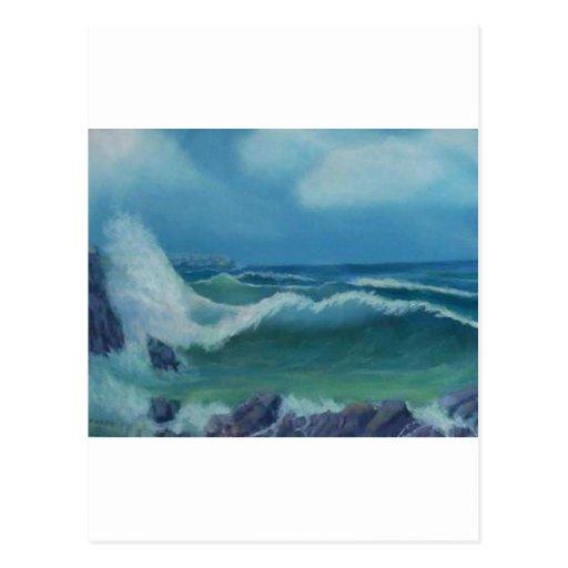 Rye Surf Postcard
