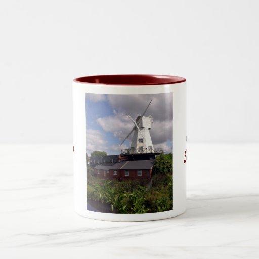 Rye Windmill mug