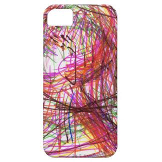 Ryjinski in Red iPhone SE/5/5s Case