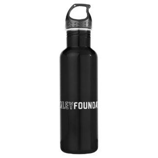Ryken Bailey Foundation Black Stainless Steel Water Bottle