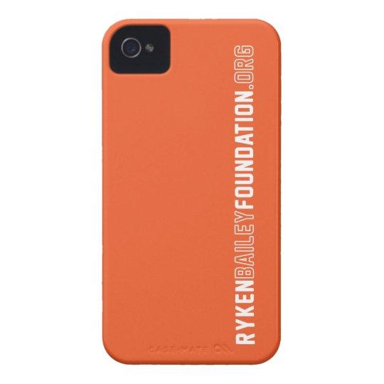 Ryken Bailey Foundation iPhone 4/4s Case