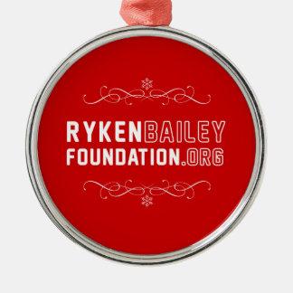 Ryken Bailey Foundation Ornament