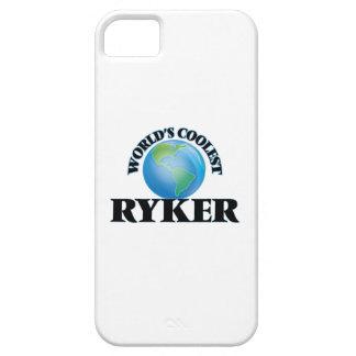 Ryker más fresco del mundo iPhone 5 protectores