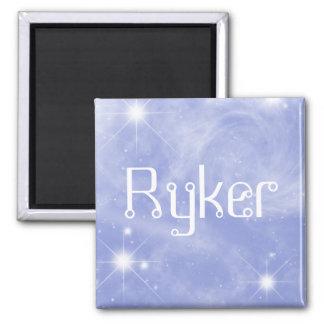 Ryker Starry Name Magnet