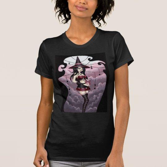Ryla - Valentine's Day Witch Shirt