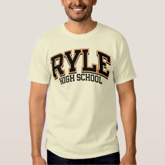 Ryle High School Arch Design T-shirt