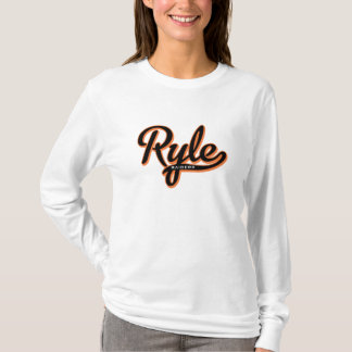 Ryle High School Ladies Script Fashion Sweatshirt