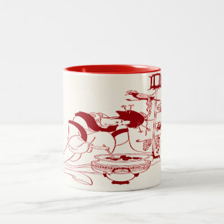 Ryoori Two-Tone Coffee Mug