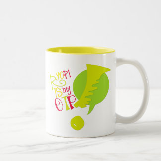 RyoPi OTP Two-Tone Coffee Mug