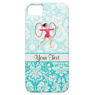 Rythmic Gymnastics Hoops iPhone SE/5/5s Case