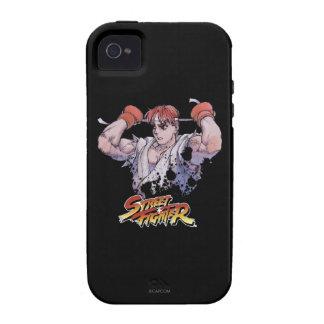 Ryu 2 vibe iPhone 4 carcasas