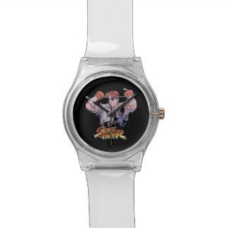 Ryu 2 relojes de pulsera