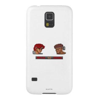 Ryu contra Adon Carcasas De Galaxy S5