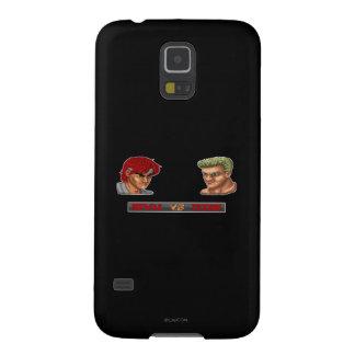 Ryu contra Joe 2 Funda De Galaxy S5