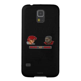 Ryu contra Mike 2 Carcasas Para Galaxy S5