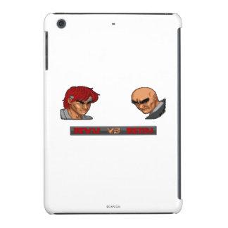 Ryu contra Retsu Fundas De iPad Mini Retina