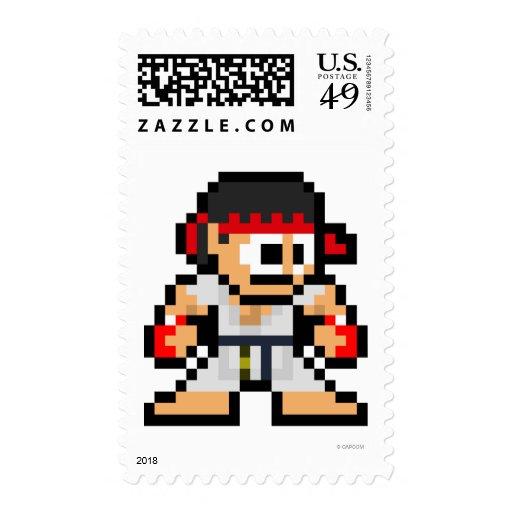 Ryu de 8 bits franqueo