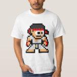 Ryu de 8 bits playera