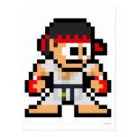 Ryu de 8 bits postal