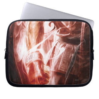 Ryu Glowing Right Arm Laptop Computer Sleeve