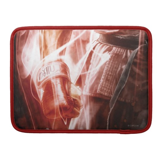 Ryu Glowing Right Arm Sleeve For MacBooks