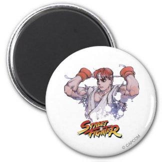 Ryu Imán Redondo 5 Cm