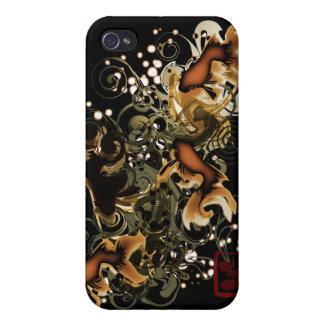 Ryū iPhone 4 Cases