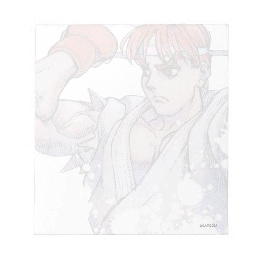 Ryu Notepads