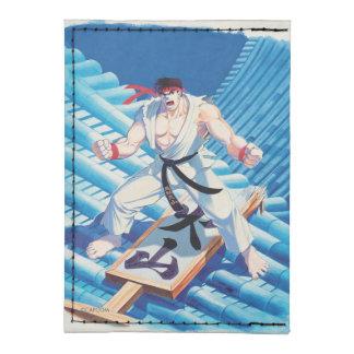Ryu on Roof Tyvek® Card Case Wallet