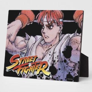 Ryu Placas Con Foto