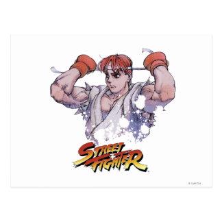 Ryu Postcard