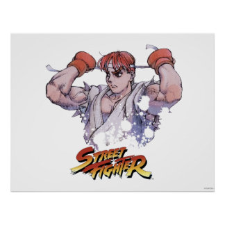 Ryu Póster
