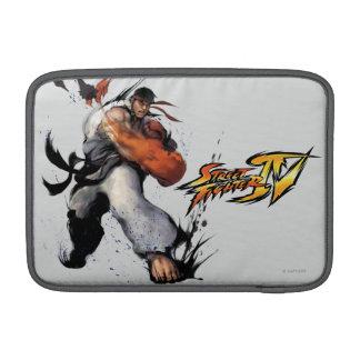 Ryu Punch MacBook Air Sleeves